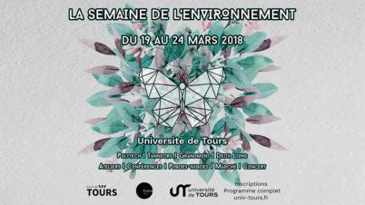 Samedi 24 mars 2018, Université de Tours : forum associatif