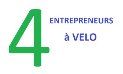 Les entrepreneurs à vélo à la Fête du Vélo 2018