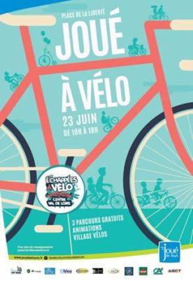 Samedi 23 juin 2018 : Joué à vélo