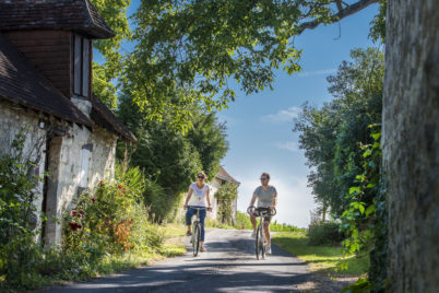 Animations « Découvrir un grand itinéraire de tourisme à vélo »