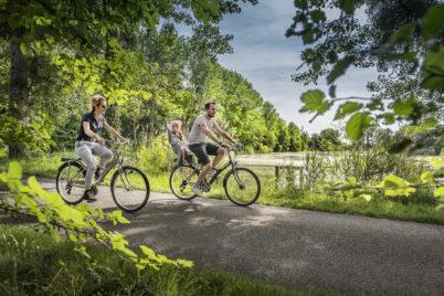 Animations « Savoir préparer son voyage à vélo »