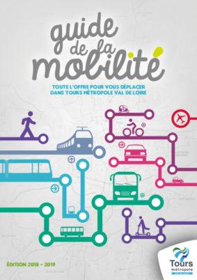 Guide de la mobilité de Tours Métropole Val de Loire