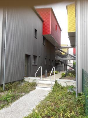 L'architecture urbaine à Saint-Pierre-des-Corps : récit d'une balade à vélo