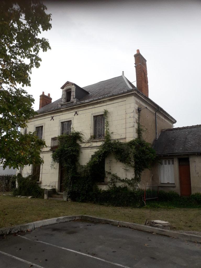 La ferme de la Bretèche à Saint-Pierre-des-Corps.