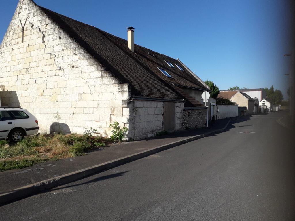 La ferme de la Feuillarde à Saint-Pierre-des-Corps.