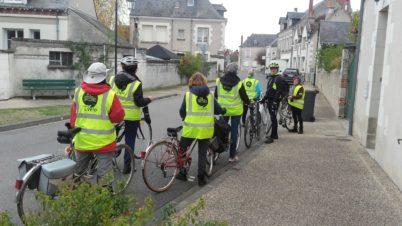 Balade à la découverte de l'Indre à vélo