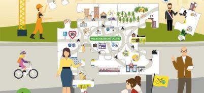 Publication du guide FUB «Plan vélo : mode d'emploi»