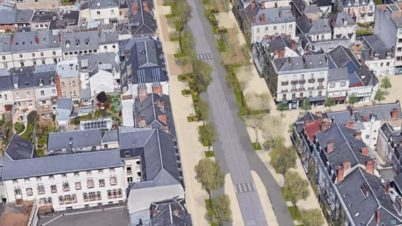 Avenue de Grammont : ce que souhaitent les cyclistes tourangeaux