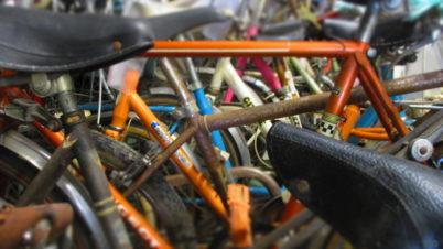 Vendredi 15 et samedi 16 mars 2019 : déstockage de vélos d'occasion