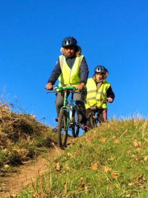 L'UES Bellevue et le Collectif Cycliste 37 pour 2 jours de randonnée en 2019