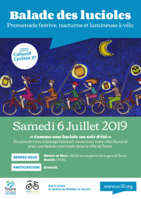 Balade des Lucioles : samedi 6 juillet 2019