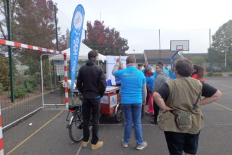 Rallye citoyen fondettois, le vendredi 19 octobre 2018.@CC37