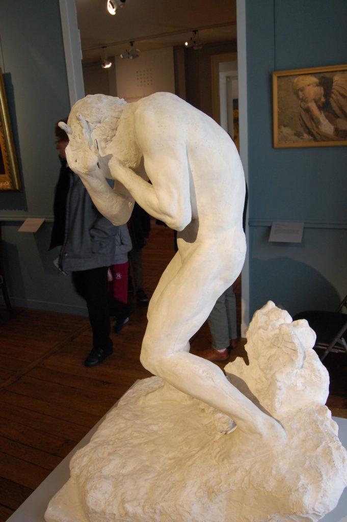 Œuvre de Camille Alaphilippe au Musée des Beaux-Arts de Tours.