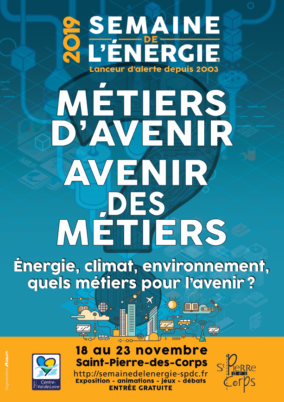 17ème semaine de l'énergie à Saint-Pierre-des-Corps