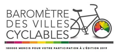 L'édition 2019 du Baromètre des villes cyclables est la plus importante contribution citoyenne au monde sur le vélo !