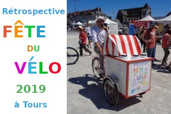 Rétrospective de la Fête du Vélo 2019 à Tours