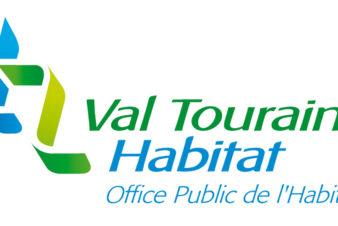 Val Touraine Habitat logo