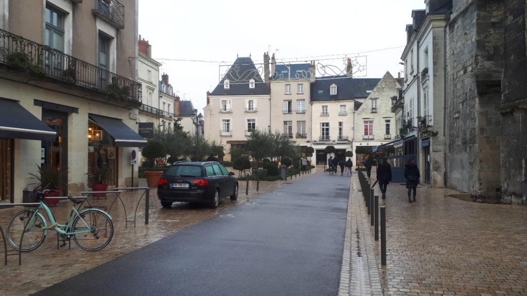 Place de Châteauneuf à Tours, 2019 @CC37