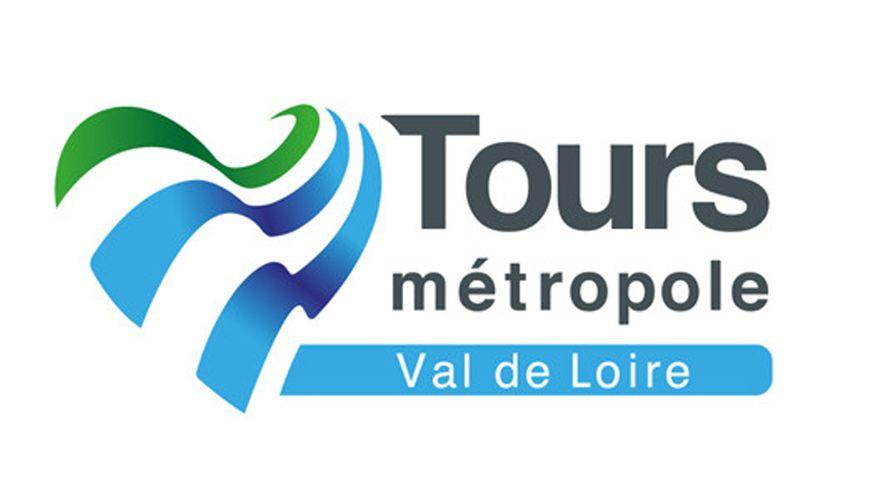 Tours Métropole Val de Loire logo
