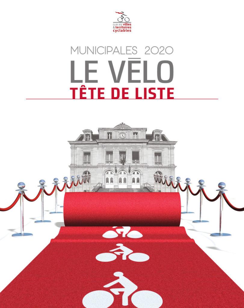 Municipales 2020 : le vélo tête de liste, guide pour les candidats aux élections municipales.