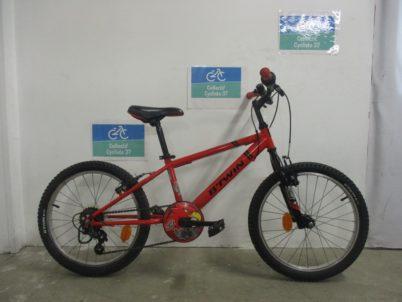 Vélo enfant B'TWIN Racing Boy 320 – 40€