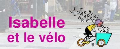 Bien informé grâce au blog «Isabelle et le vélo»