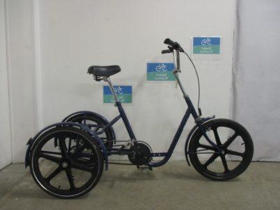 Tricycle adulte VERMEIREN – 150 €