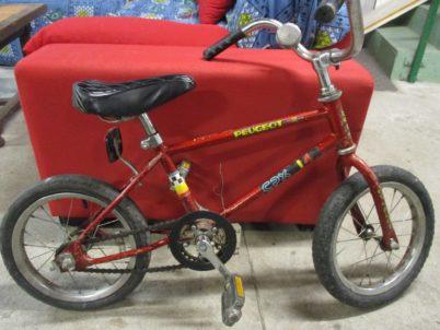 Vélo Enfant PEUGEOT CPX – 20€