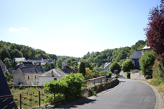 Village de Reugny (source Wikipedia)