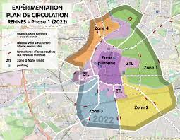 «Changer la circulation pour changer la ville» : propositions pour la ville de Rennes