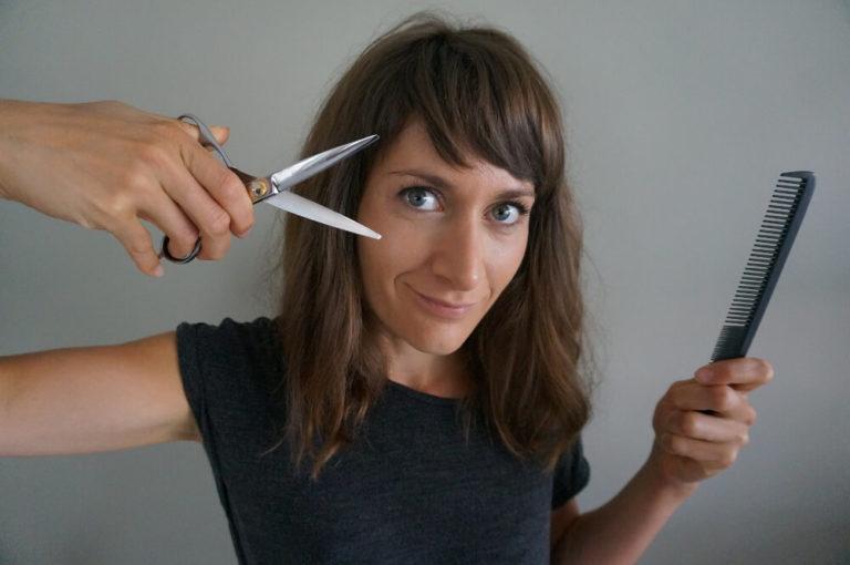 Sonia, votre coiffeuse à domicile. @Cutcut