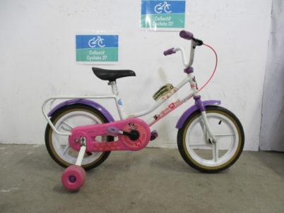 Vélo enfant Minnie et Moi 25€