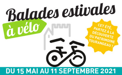 Balades estivales à vélo : demandez le programme 2021 !