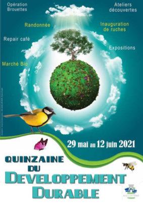 Quinzaine du Développement durable 2021 de Ballan-Miré