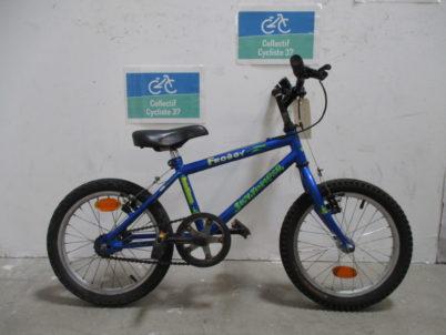Vélo enfant Froggy 16″- 40€