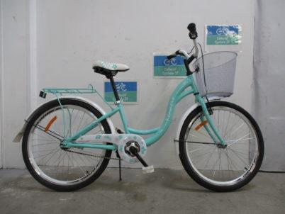 Vélo ville Flowers 24″- 180€