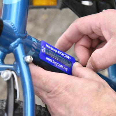 «Je protège mon vélo», samedi 3 juillet 2021 à Beaulieu-lès-Loches