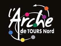 Logo de l'association des commerçants l'Arche de Tours Nord.