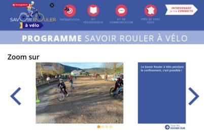 Programme «génération vélo» : déployer l'apprentissage du vélo auprès des enfants de 6 à 11 ans
