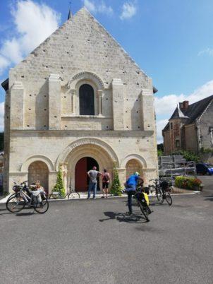 Le Sud Touraine à vélo et au fil des cours d'eau