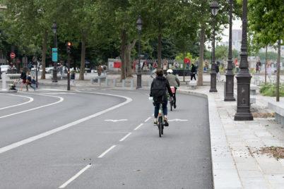 Baromètre des villes cyclables : lancement de l'édition 2021