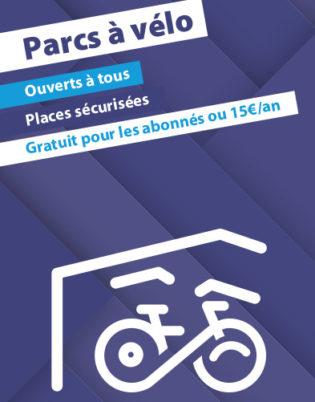 14 abris vélos sécurisés sur la métropole de Tours
