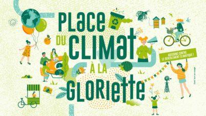 Place du climat : le CC37 présent le dimanche 17 octobre 2021 à la Gloriette